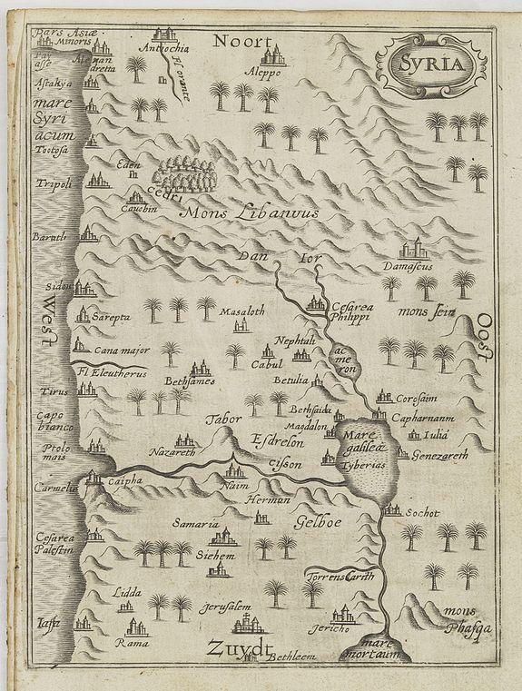 GONSALES, A. - Antwerpen, Michiel Cnobbaert, 1673.