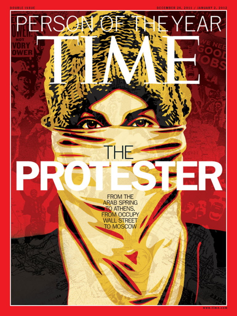 The Protester - TIME