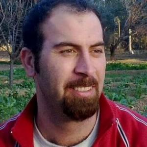 Muhammad al Khatib, uno dei giornalisti siriani uccisi (Rsf)