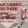 Il titolo dell'ultimo documentario di Carol Mansour prende spunto da una poesia del poeta inglese Wystan H. Auden che si intitola Refugee Blues e che inizia così: Say this city […]