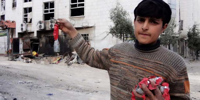 Le bombe a grappolo, gli ordigni letali banditi dalla legislazione internazionale, sono state usate dal regime siriano contro la sua stessa popolazione per ben 83 volte dall'inizio dell'anno a settembre […]