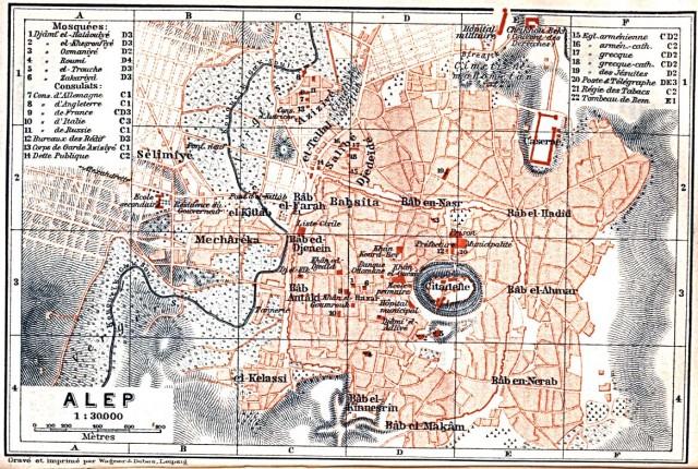 Aleppo, 1912
