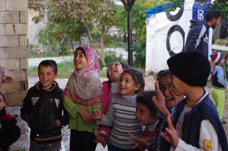 Tel Abbas (Foto tratta dal sito di Operazione Colomba)