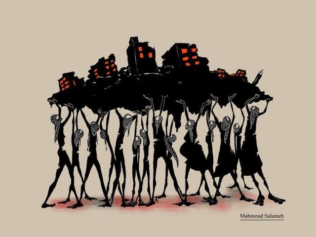 Yarmouk, Mahmoud Salameh