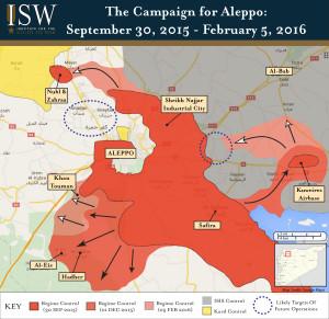 Regime Campaign - Aleppo FEB 2016 (2)