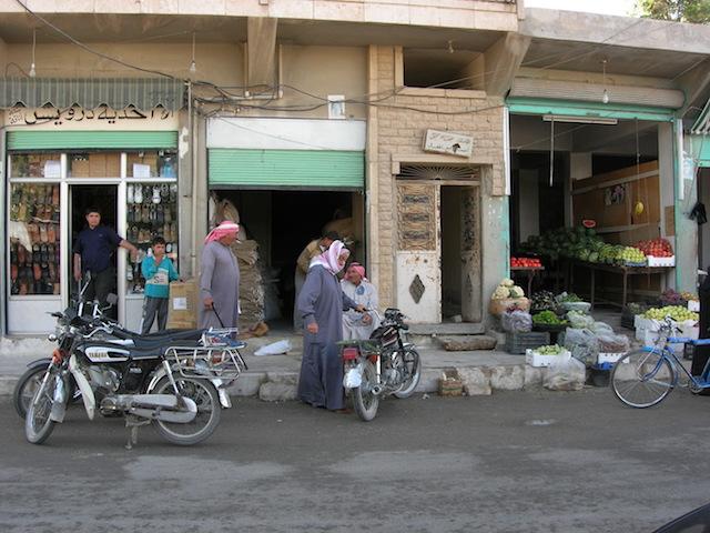 Manbij, prima della guerra (Wikipedia)