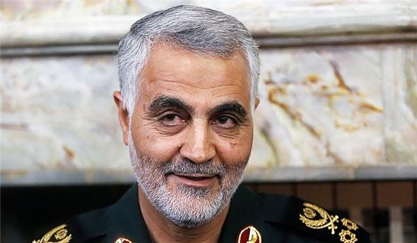 Qasem Soleimani, capo della Brigata Qods, dei Pasdaran iraniani (Fars)